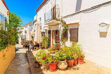 Sant Joan de Labritja en Ibiza