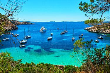 Las playas de Ibiza