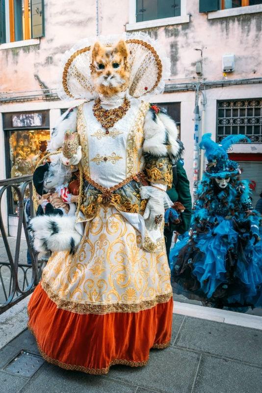 Disfraz de gato Gnaga