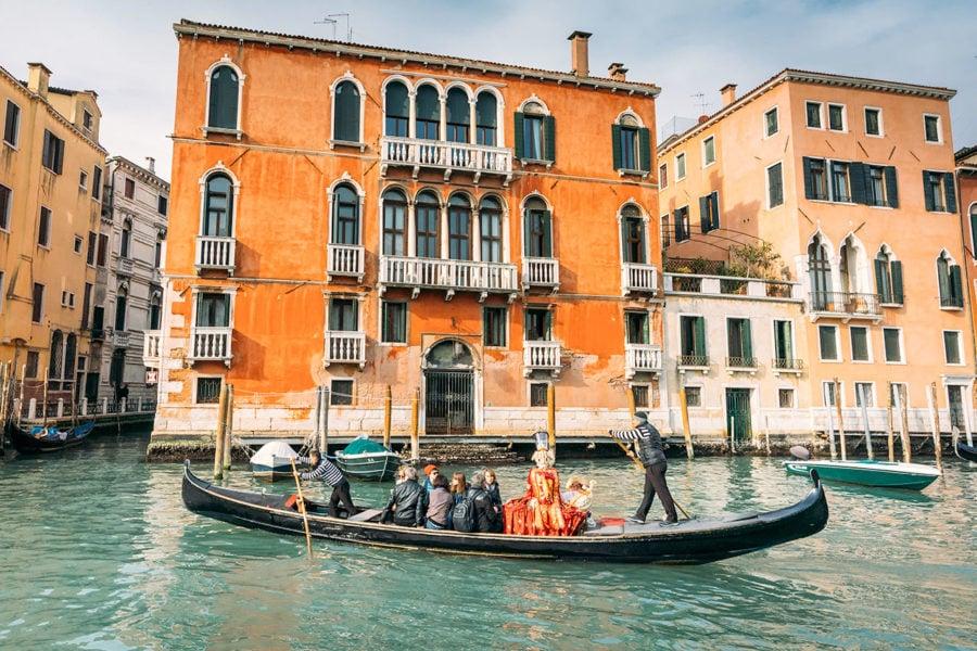 Ferry desde Venecia