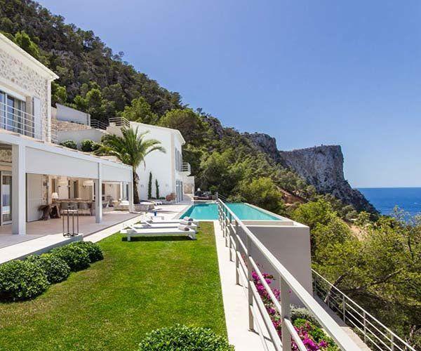 5 impresionantes villas mallorquinas con piscina