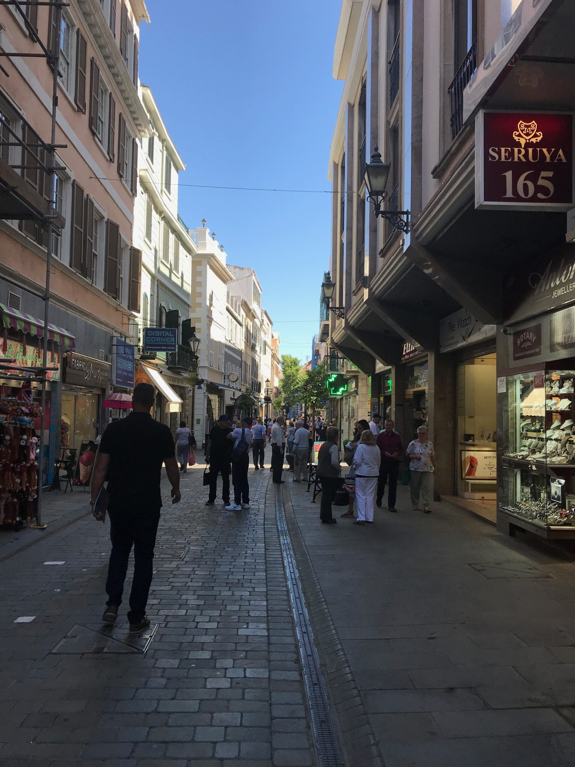 Gibraltar en 2019: los viajes de un boom