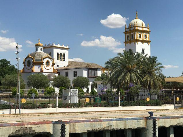 Barrio Prado-Parque de María Luisa