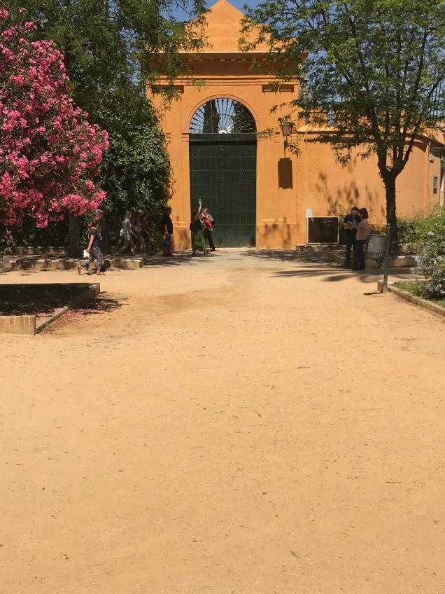Puerta del Alcázar de Sevilla