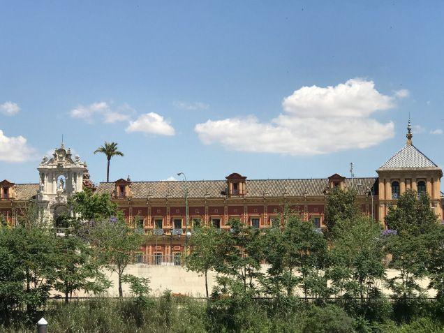Alcázar de Saville