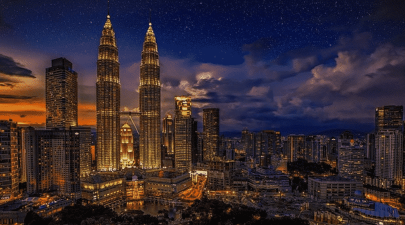 What is Malaysia best known for