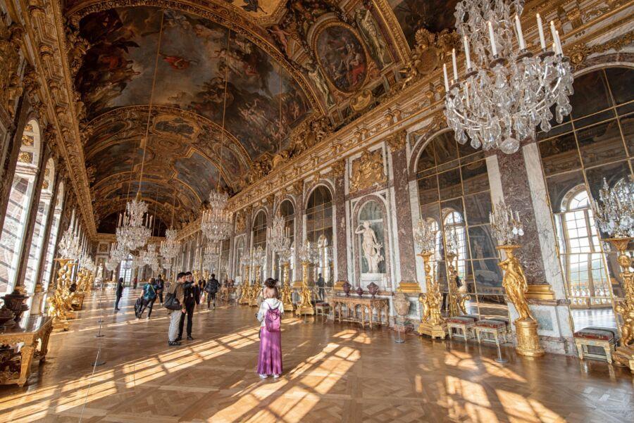 El Palacio de Versalles - blog de viajes de Rick Steves