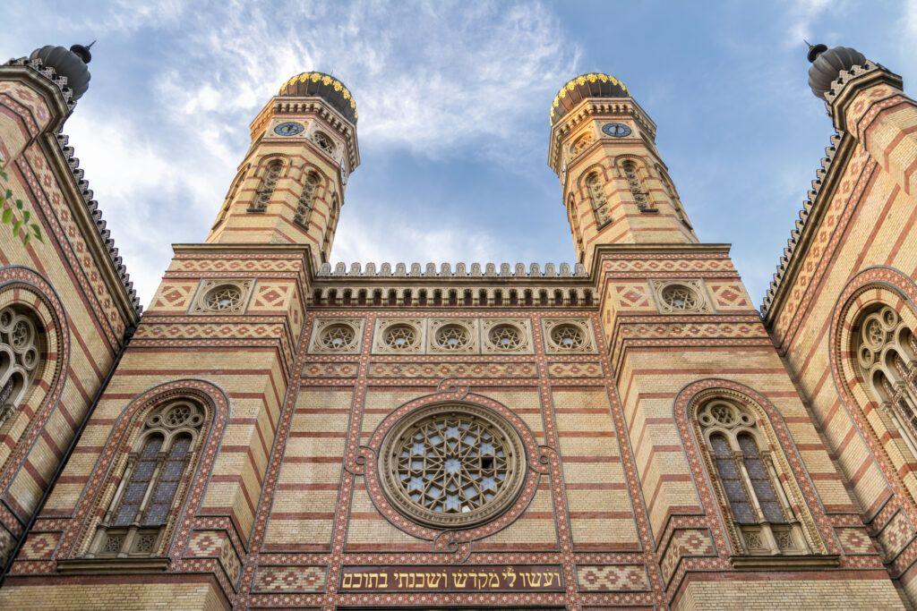 Herencia judía en Budapest