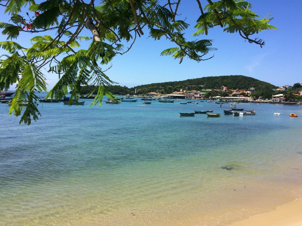 beach Buzios, Brazil