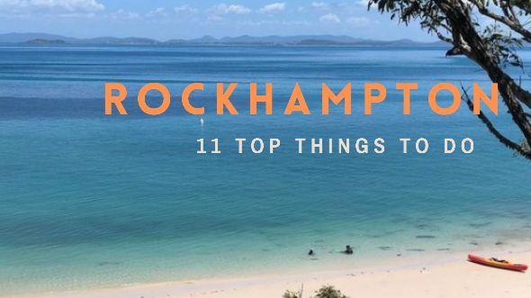 Things to do in Rockhampton