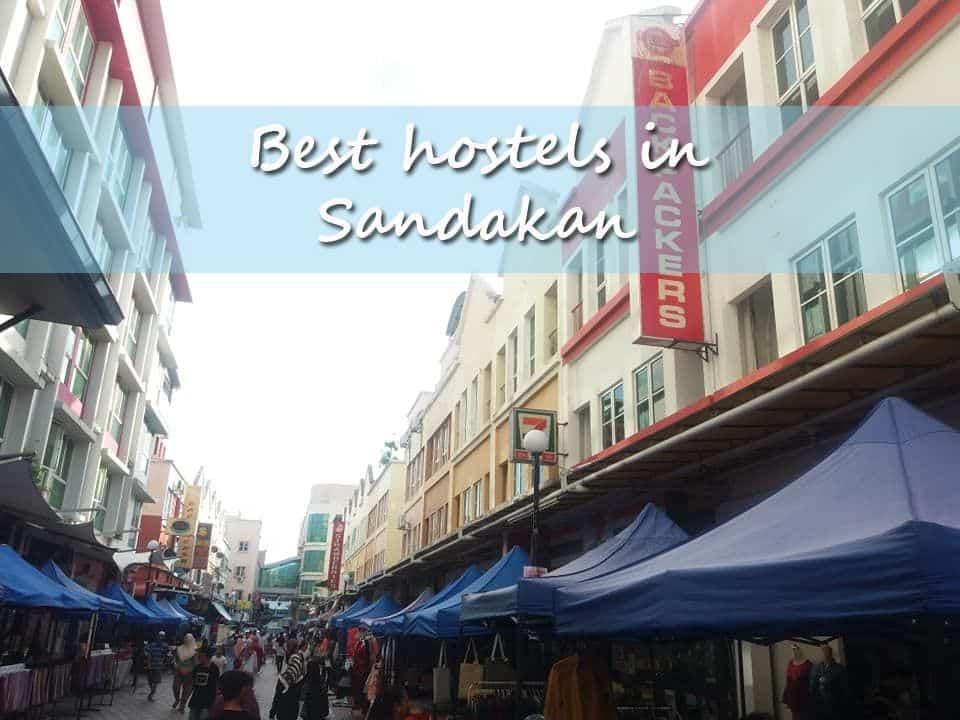 Best hostels in Sandakan