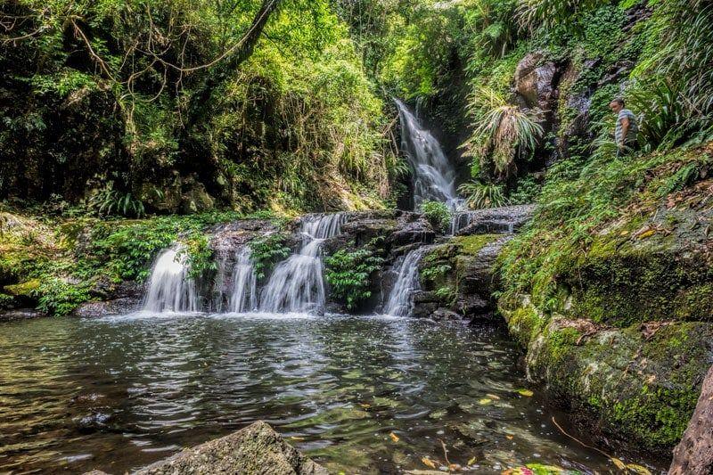 Elabana Falls from O