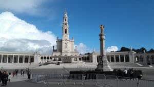 Rosario en Fátima