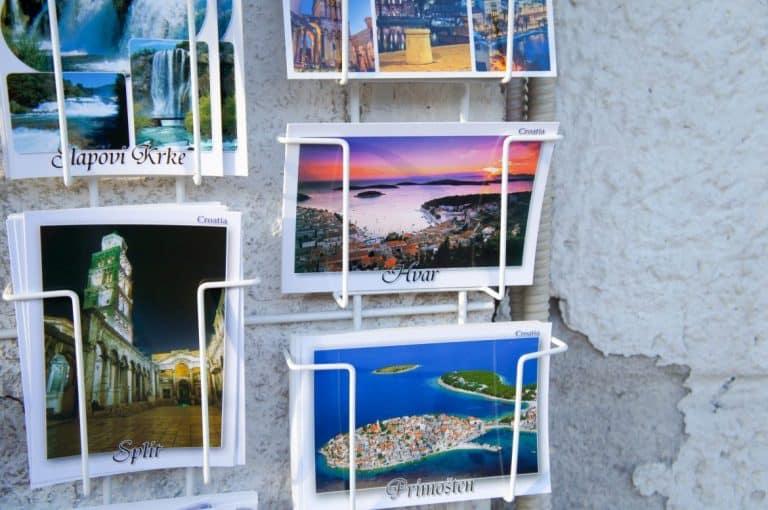 Postales de Split
