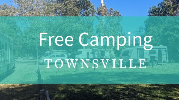Free camping Townsville