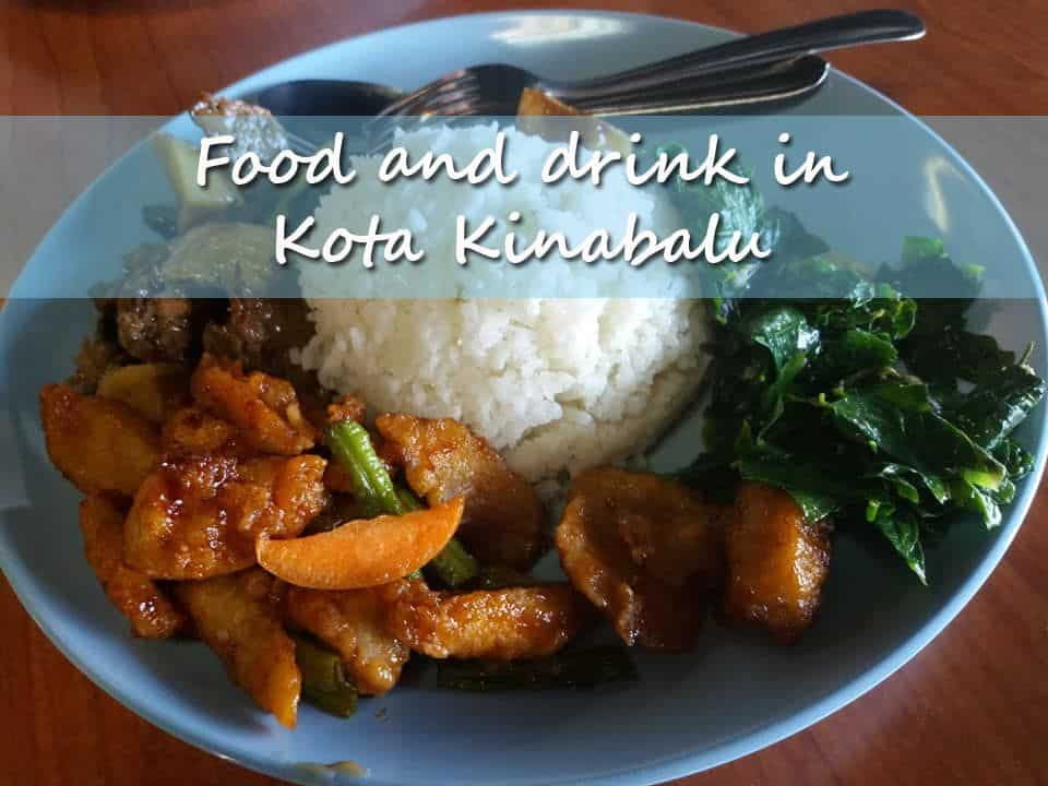 Food and drink in Kota Kinabalu