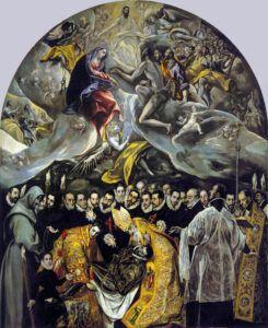 """El """"Entierro del Conde Orgaz"""" de El Greco - blog de viajes de Rick Steves"""