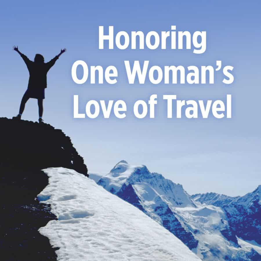 Honrando la pasión por los viajes de una mujer - blog de viajes de Rick Steves