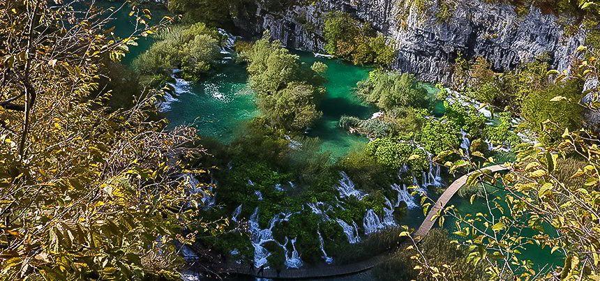 Lika: paisaje con 1000 atractivos naturales