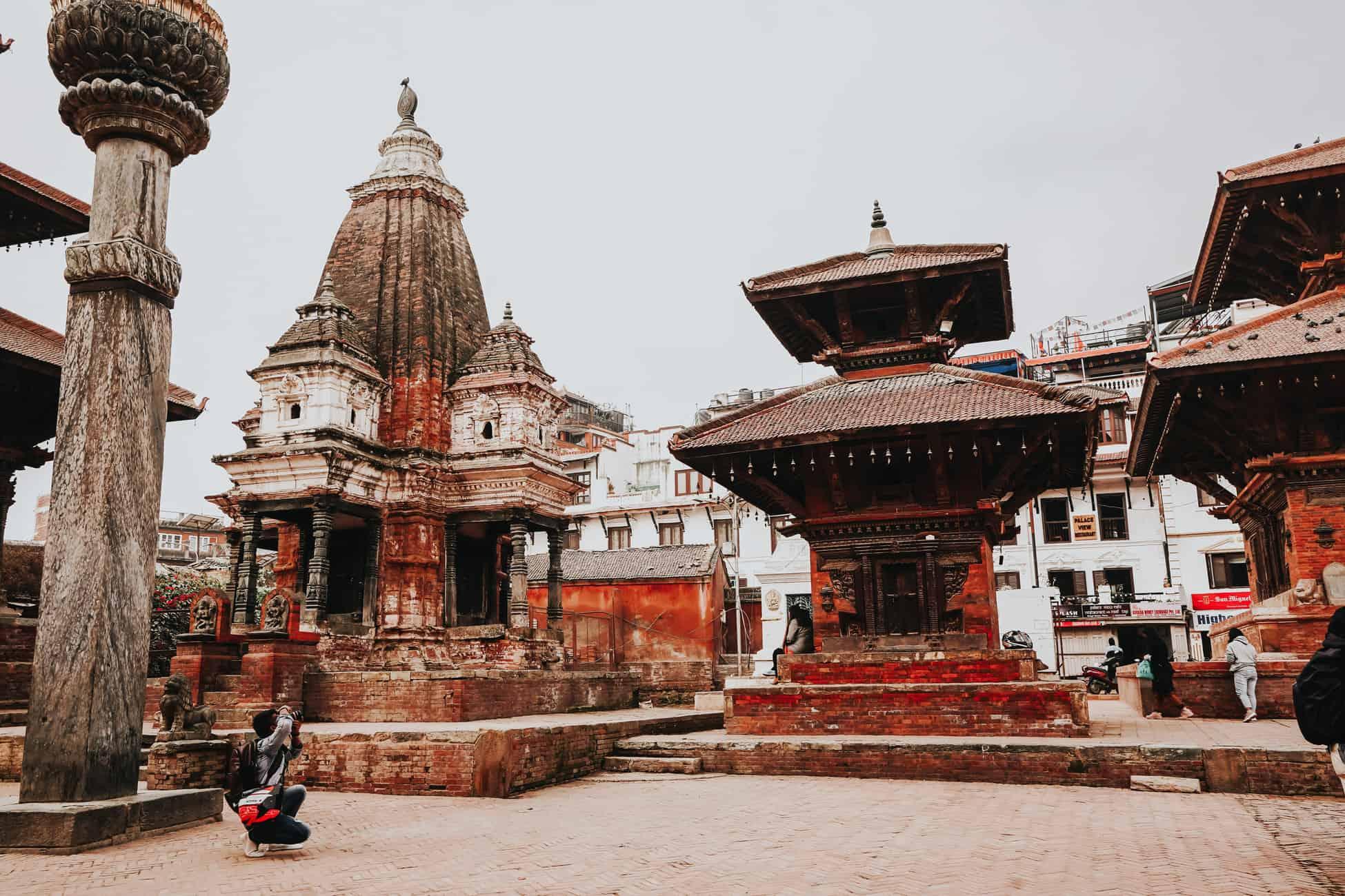 Patan Durbar Square - photo spots in Kathmandu