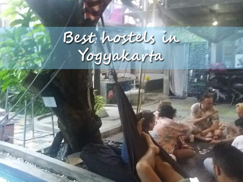 Best hostels in Yogyakarta