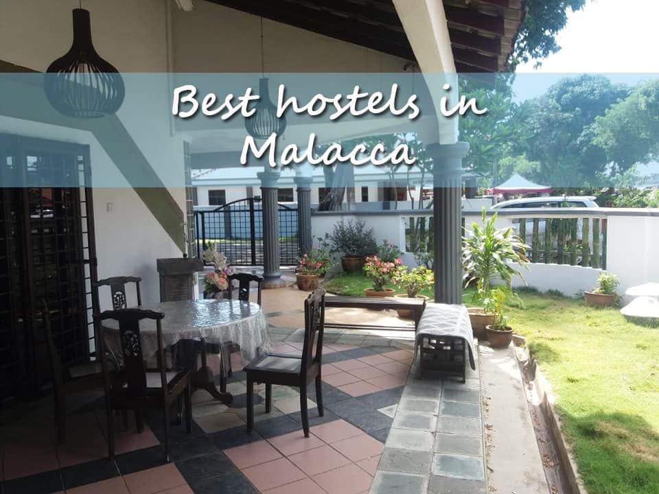 Best hostels in Malacca