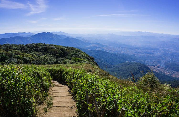 A Day Trip to Doi Inthanon From Chiang Mai, Thailand