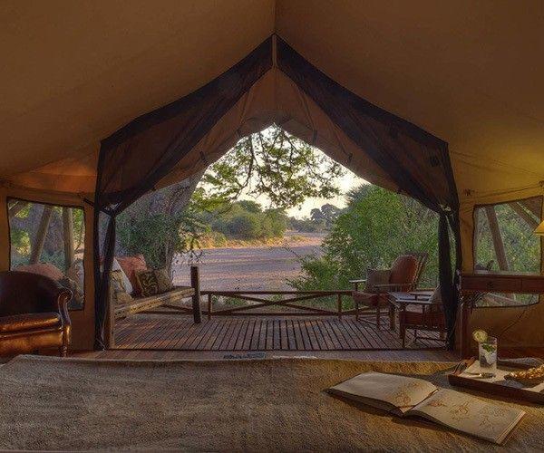 Descubra los mejores alojamientos de Ruaha: un blog de viajes de lujo: un blog de viajes de lujo