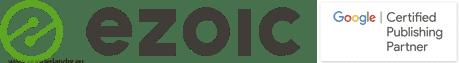 Logotipo de Ezoic con cpp