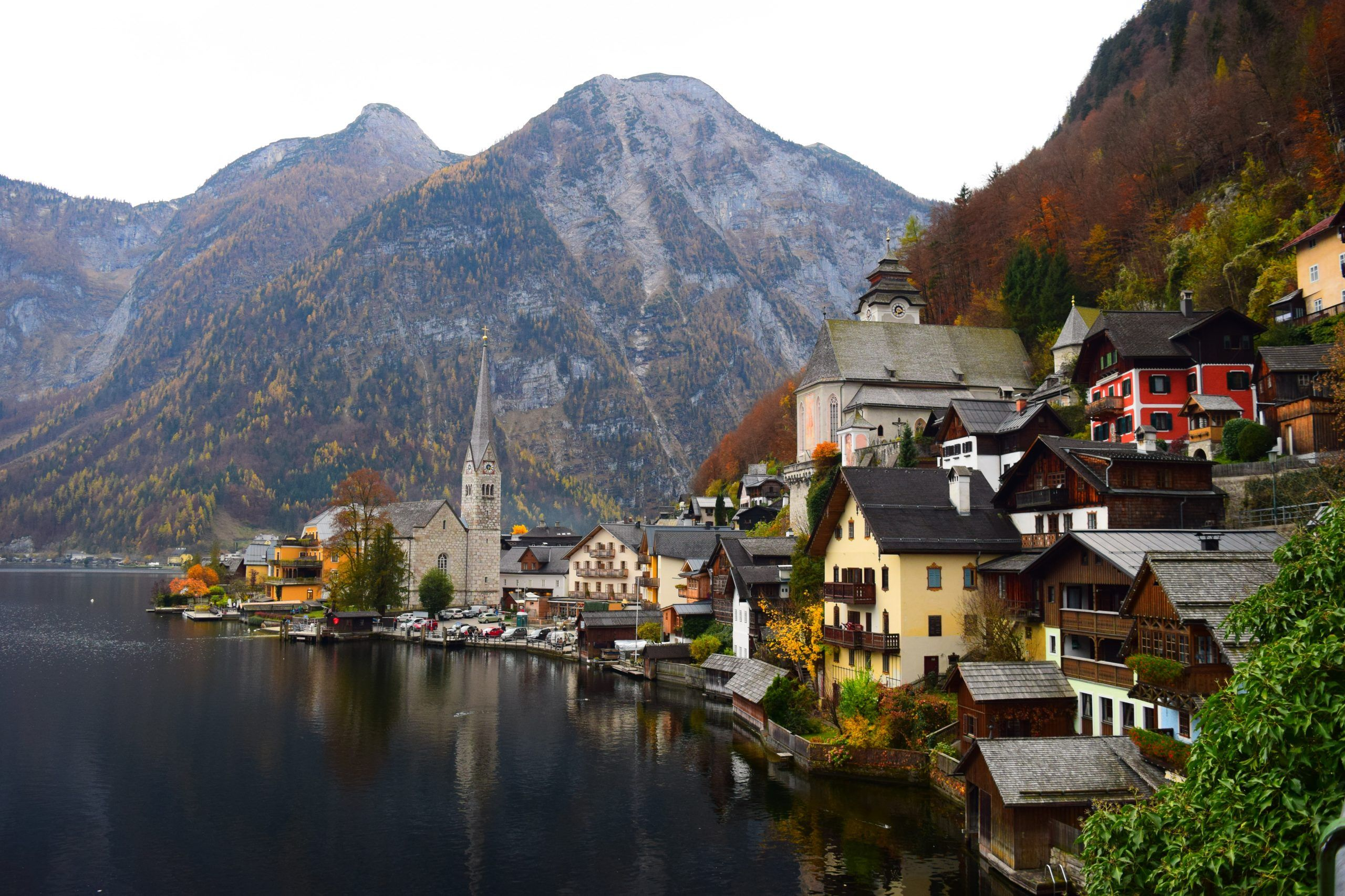 National park in Europe