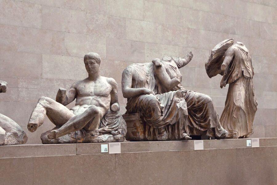 Mármoles de Elgin - Las esculturas del Partenón - Blog de viajes de Rick Steves