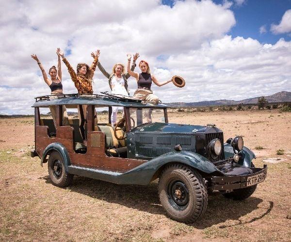 Momentos mágicos de safari en Kenia: un blog de viajes de lujo: un blog de viajes de lujo