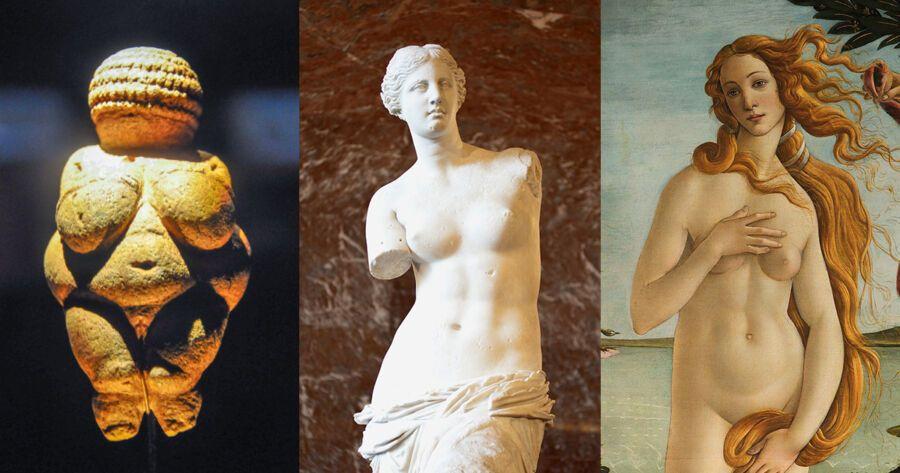 Venuses a lo largo de la historia - Blog de viajes de Rick Steves