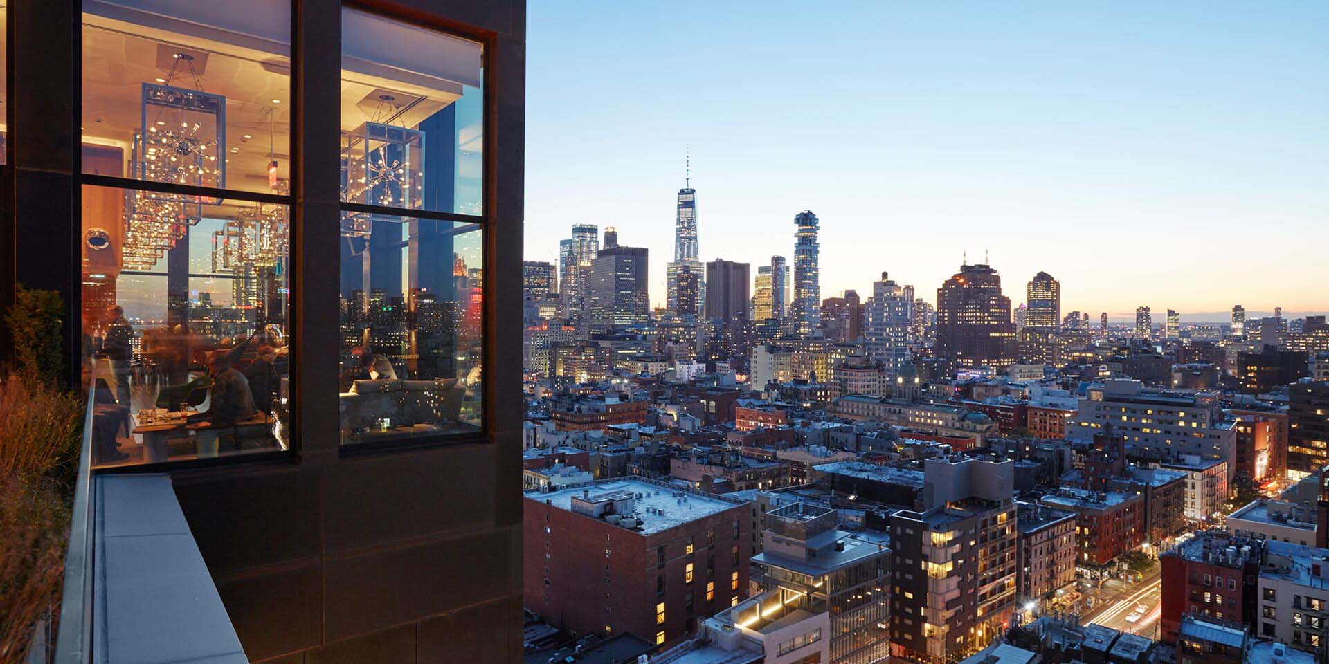 New York Hotels with a View