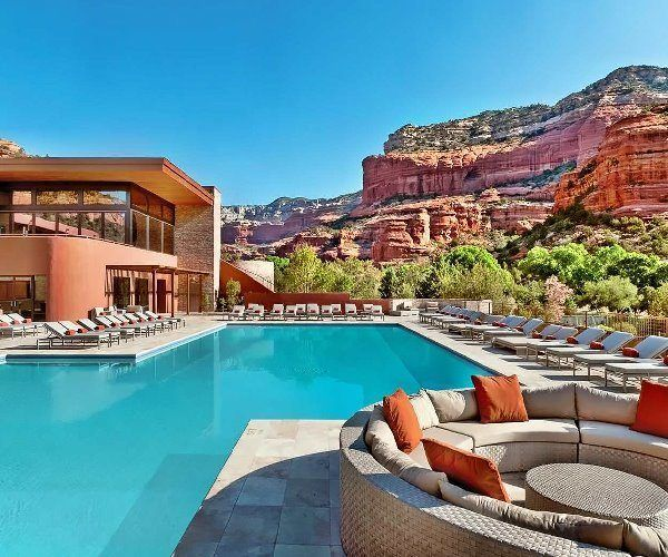 5 hoteles de moda en Arizona