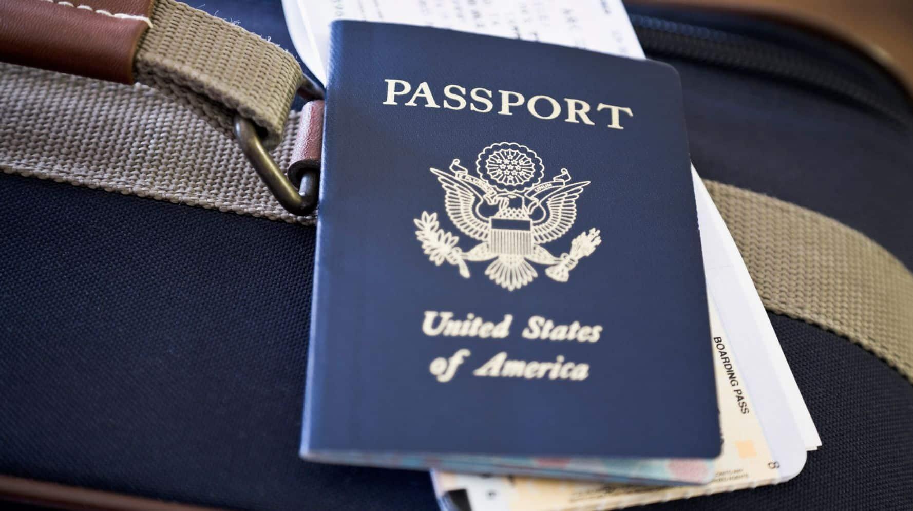 Actualmente, los tiempos de espera para el pasaporte son terribles.  Esto es lo que debes hacer.