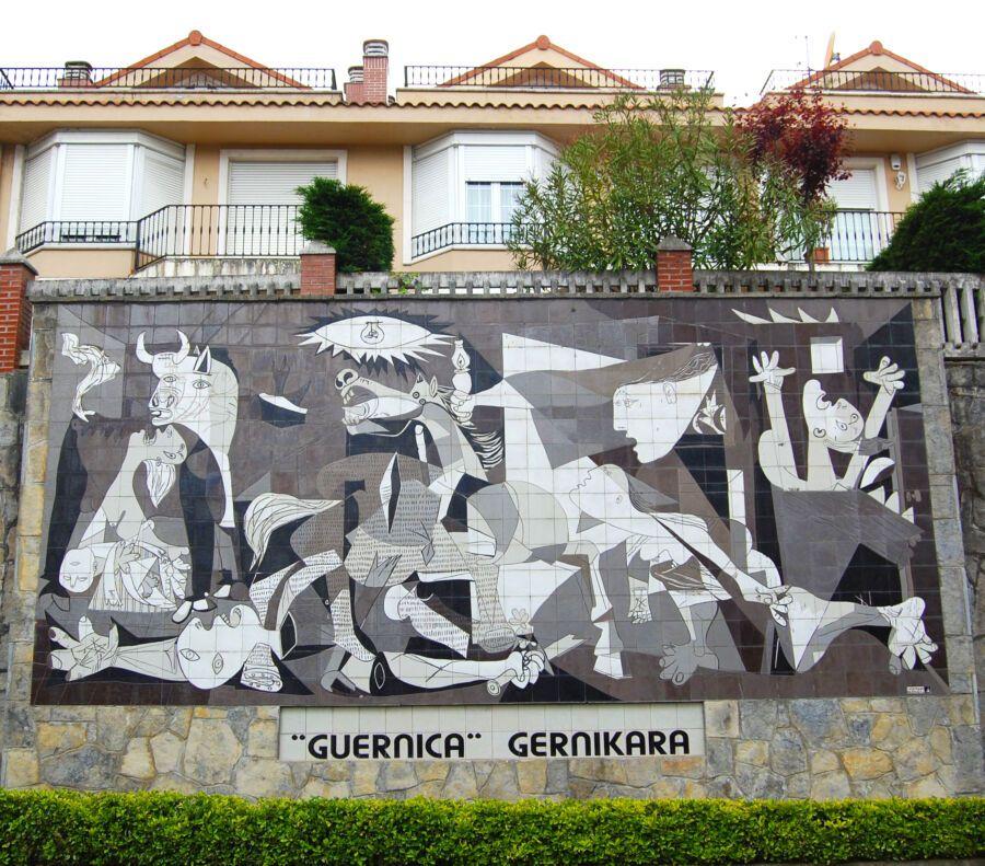 "El ""Guernica"" de Picasso - 'blog de viajes"