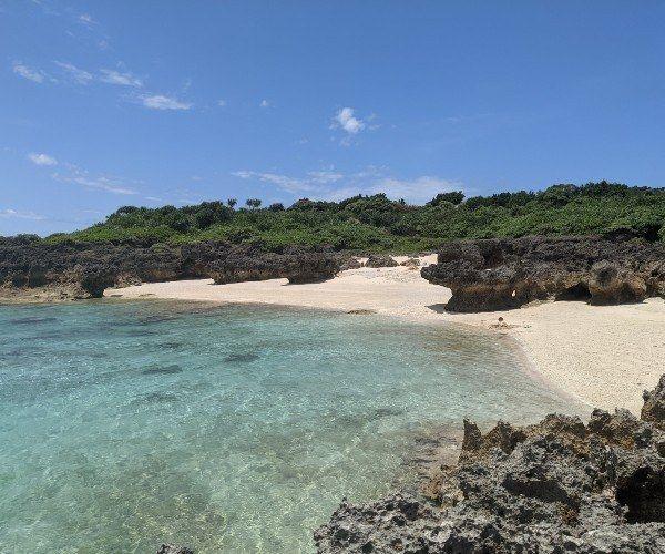 Las 5 mejores playas de Miyako-jima, Japón