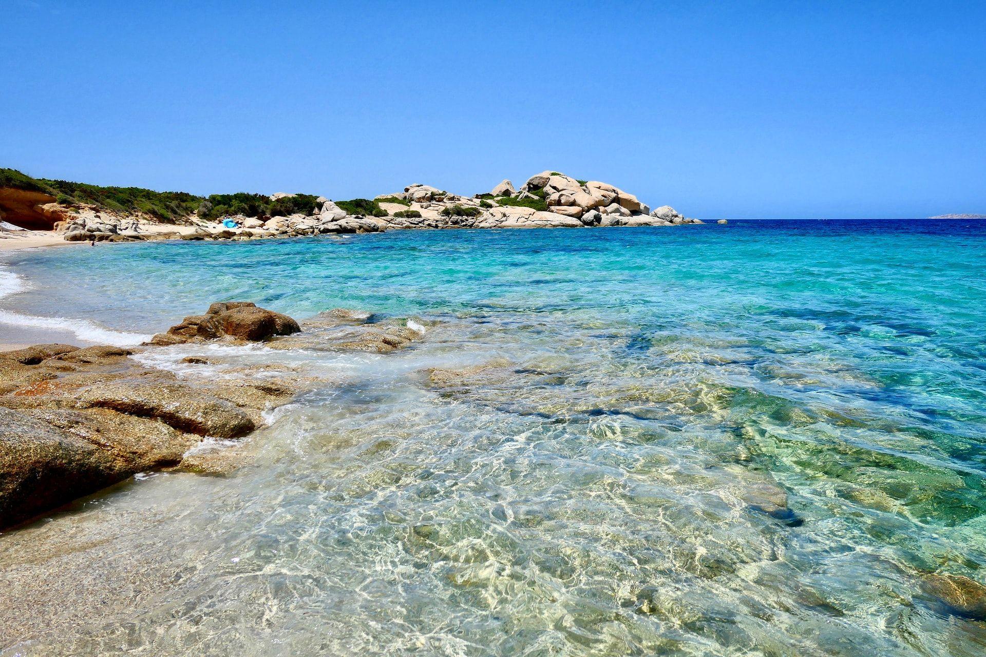 Las mejores playas de Cerdeña, Italia