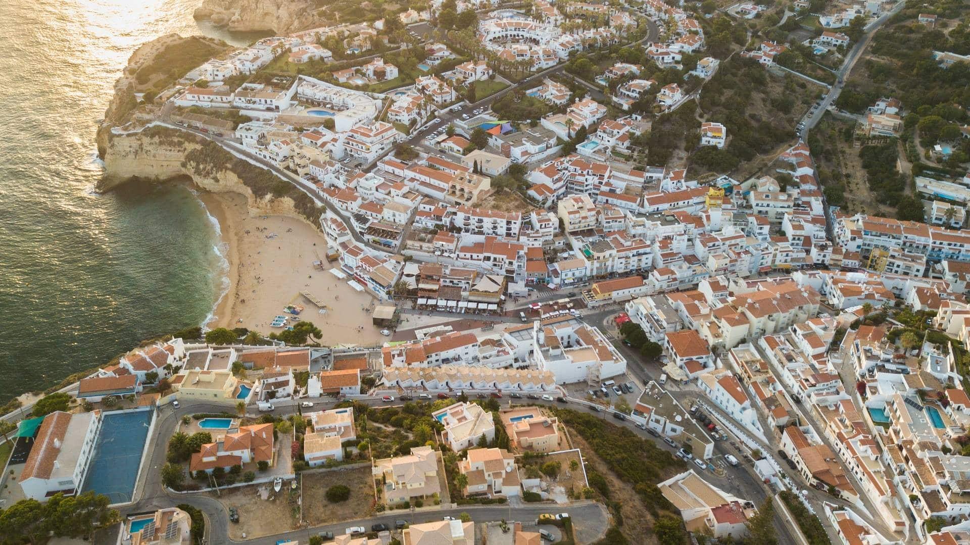 Villas en Algarve, Portugal