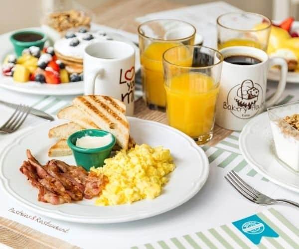 Los 8 mejores desayunos en Roma