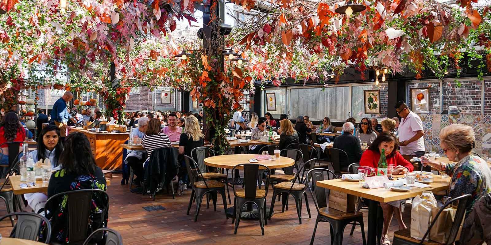 Restaurants in Flatiron District & Gramercy