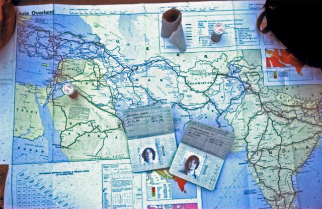 """Reflexiones sobre un """"viaje de su vida"""" (literalmente) en 1978 - 'blog de viajes"""