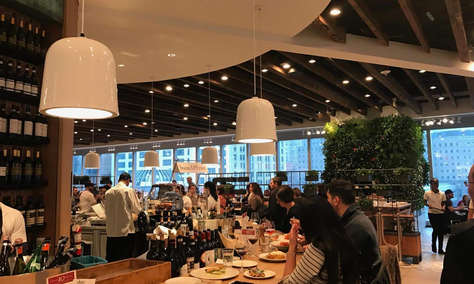 EATALY DOWNTOWN New York