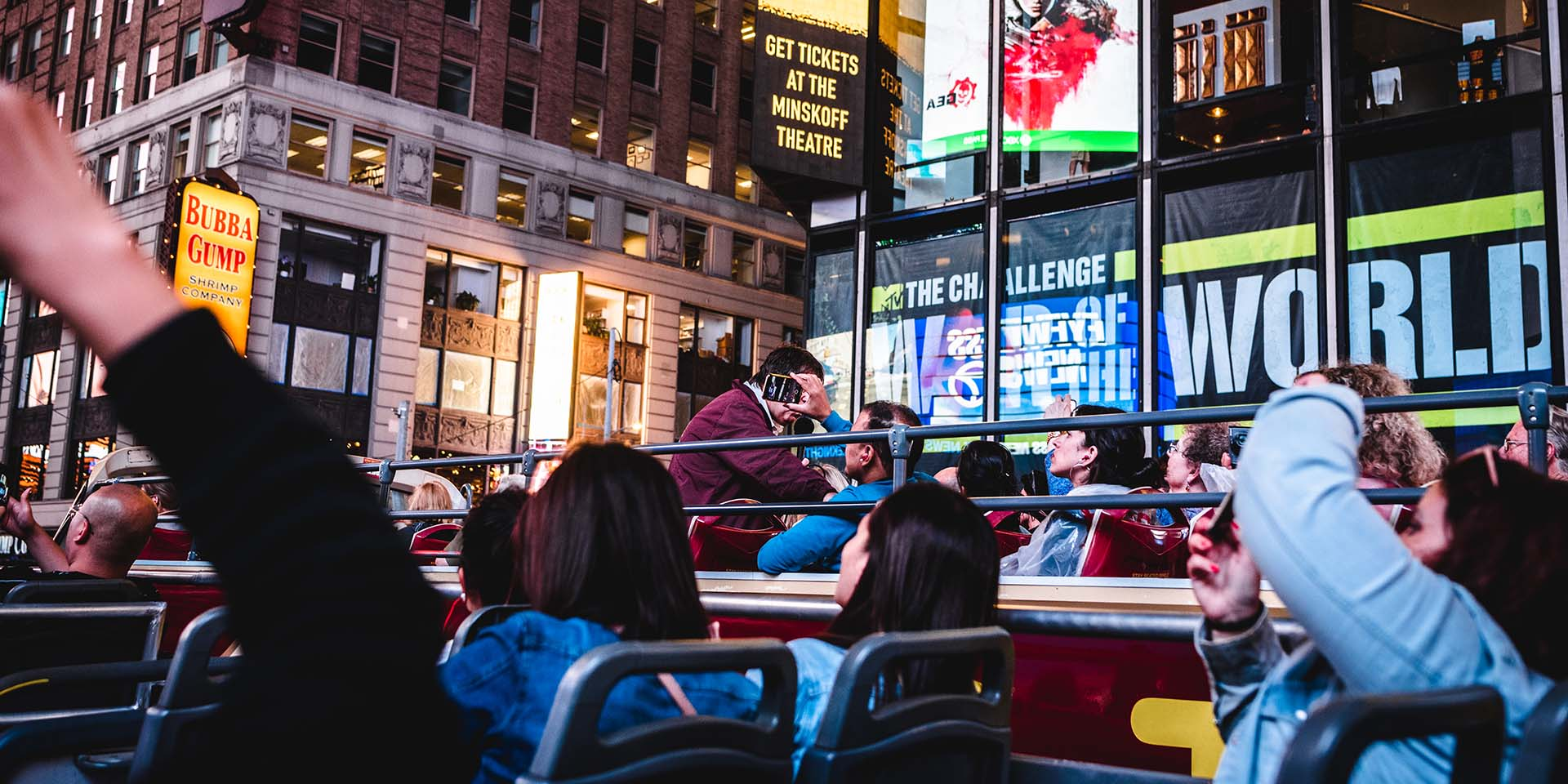 Best Night Bus Tour NYC Loving New York Reviews