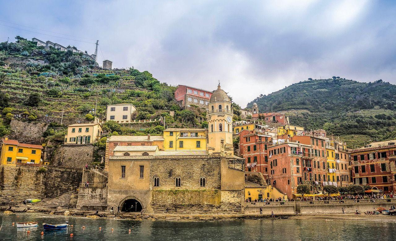 Playas de Cinque Terre