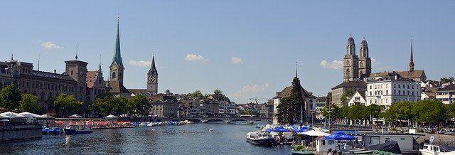 ¿Por qué visita Zúrich, Suiza?: Guía de 2 días 1