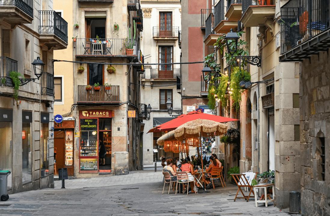 Una semana en Barcelona - Ciutat Vella