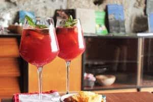 bebidas portugal cocinando vacaciones