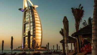 El Golfo Arábigo: un lugar elegante para alquilar un yate